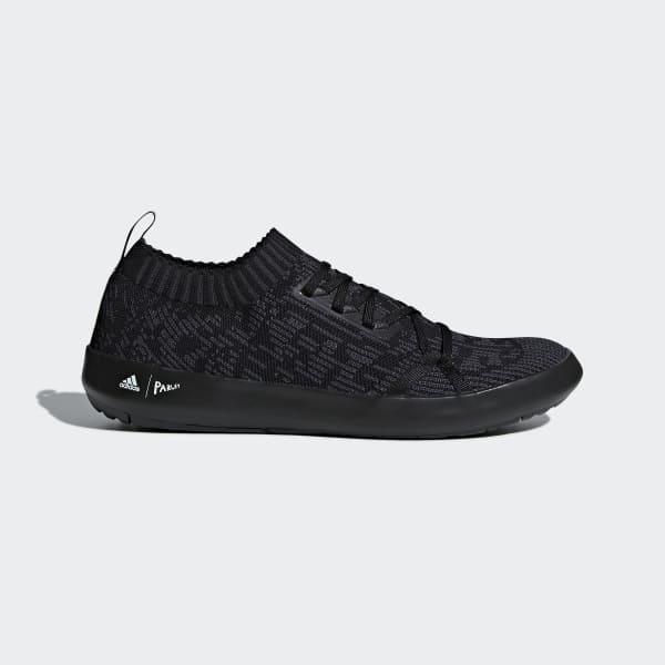 TERREX Parley DLX Boat Shoes Black DB1162