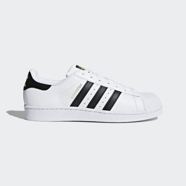 Chaussure Superstar blanc C77124