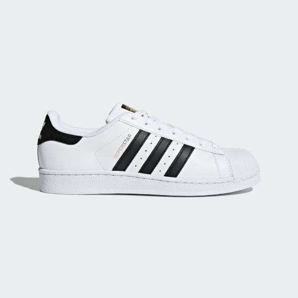Superstar sko Hvid C77124