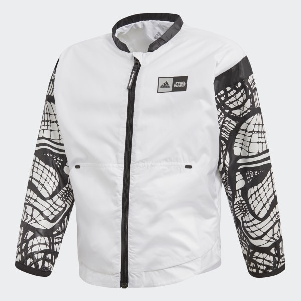 Chaqueta Star Wars Blanco CV5974