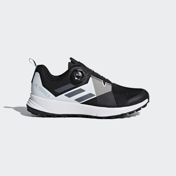 Chaussure Terrex Two Boa noir CM7576