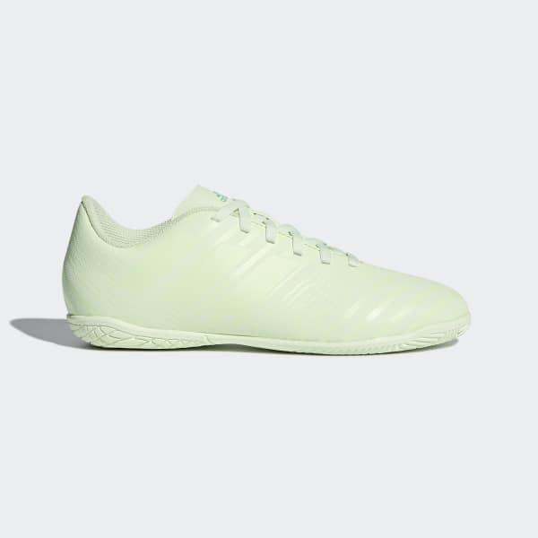 Calzado de fútbol Nemeziz Tango 17.4 Indoor AERO GREEN S18/AERO GREEN S18/HI-RES GREEN S18 CP9223