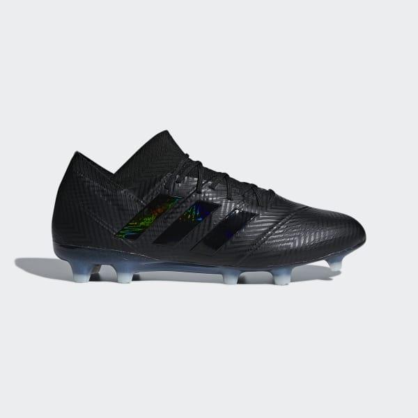 Calzado de Fútbol NEMEZIZ 18.1 FG Negro DB2078
