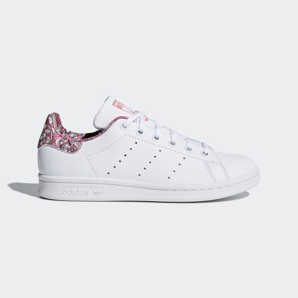 Stan Smith Shoes Cloud White / Cloud White / Chalk Pink CM8189