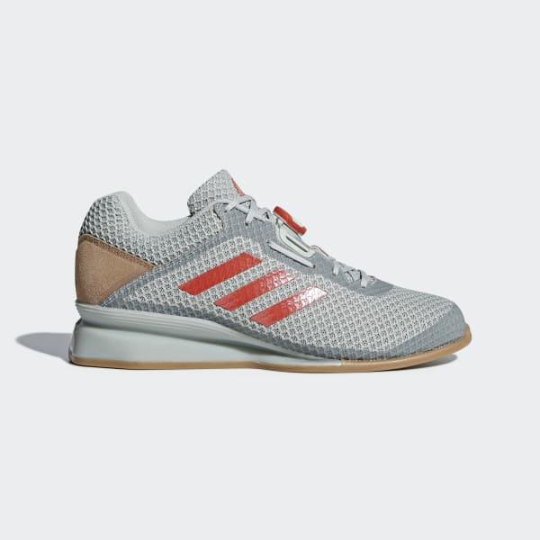 Leistung 16 II Schuh grau AC6978
