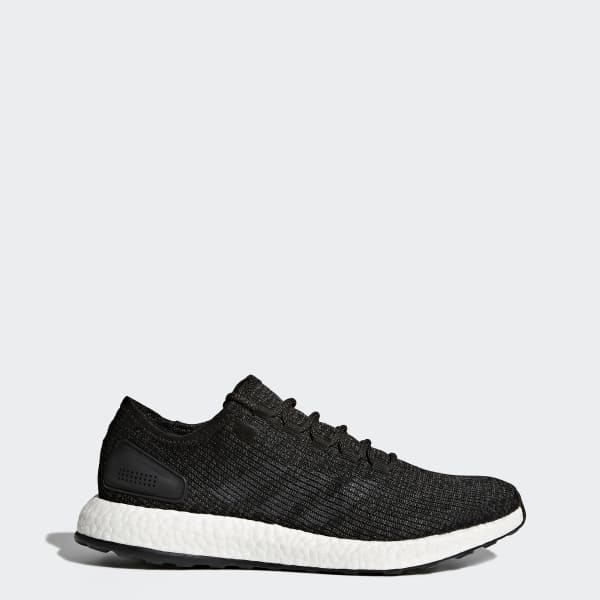 Pure Boost Shoes Black BA8899