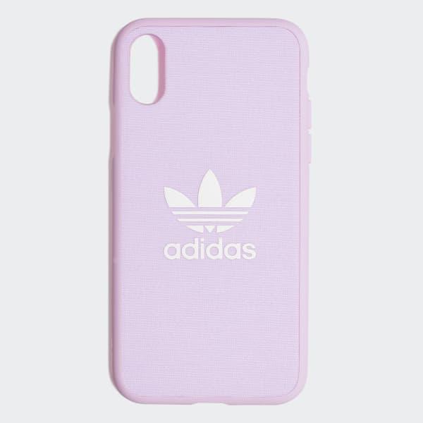 Fabric Snap Case iPhone X Pink CK6185