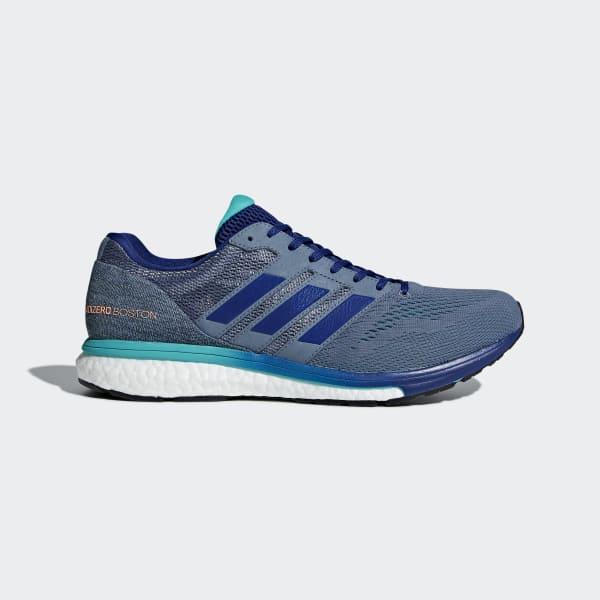 Adizero Boston 7 Schoenen blauw BB6535
