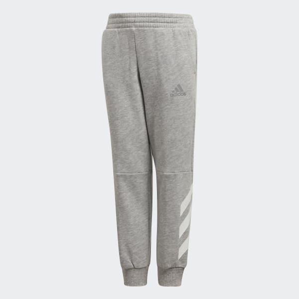 Pantalón Comfi Gris DJ1485