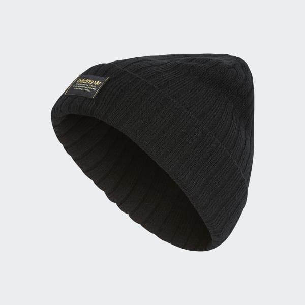 Wide-Rib Beanie Black CI4312