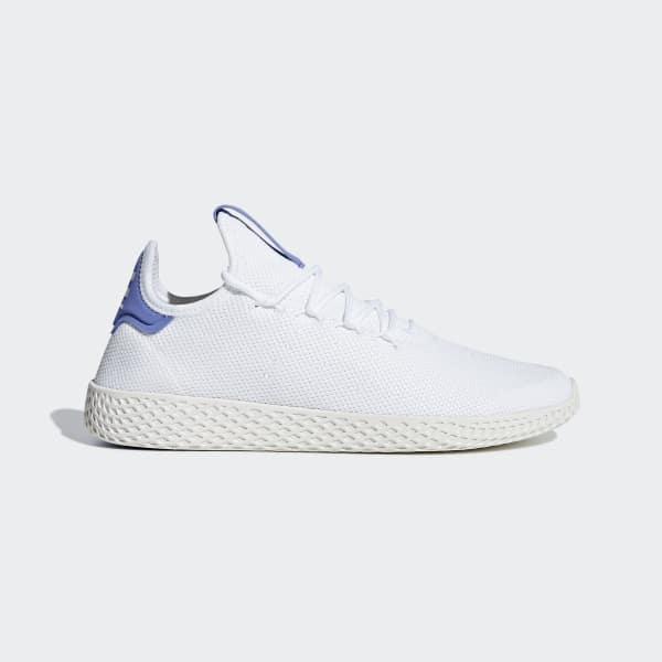 Chaussure Pharrell Williams Tennis Hu blanc B41794