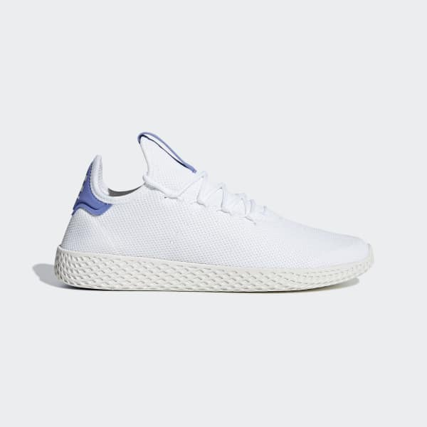 Pharrell Williams Tennis Hu Shoes White B41794