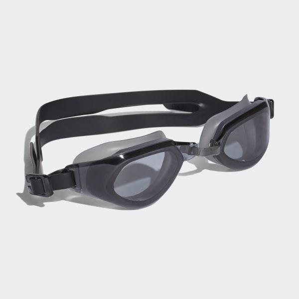 persistar fit unmirrored swim goggle Grey BR1059