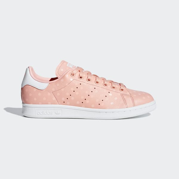 Chaussure Stan Smith rose B41623