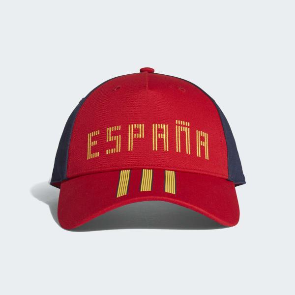 Spain Hat Red CF5193