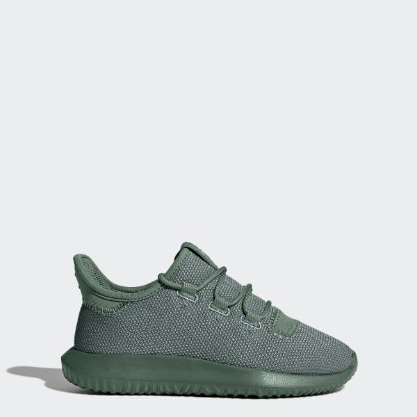 Tubular Shadow Shoes Green BZ0342
