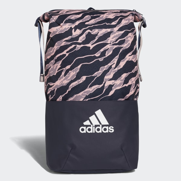 adidas Z.N.E. Core Graphic Backpack Blue DM2792