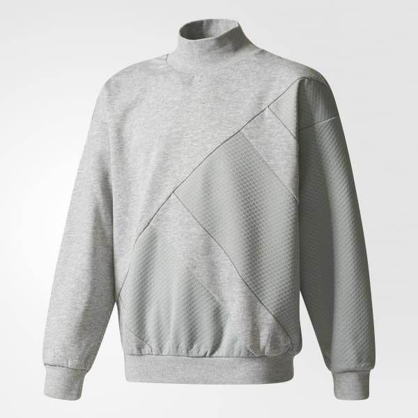 EQT Crew Sweatshirt Grey BQ3999