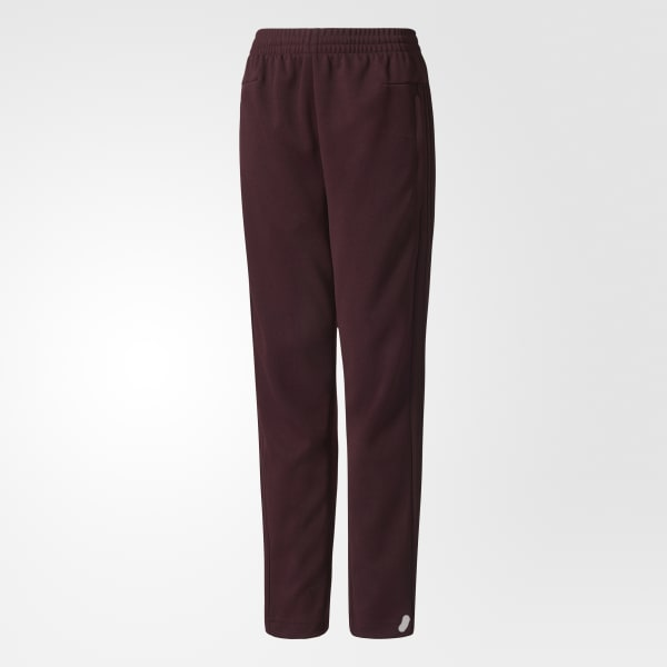 Pantalon ID 3-Stripes Tiro rouge CF2206