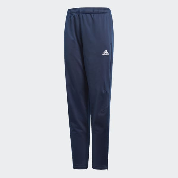 Tiro 17 Training Pants Blue BQ2621