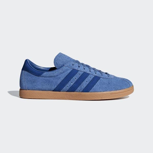 Tobacco Schoenen blauw B41478