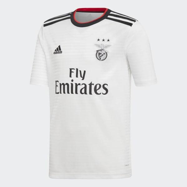 Benfica Away Jersey White CK7806
