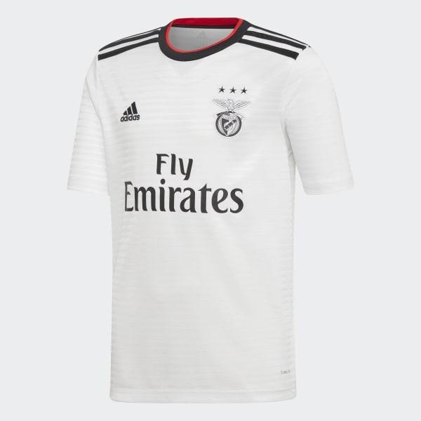 Benfica Uitshirt wit CK7806