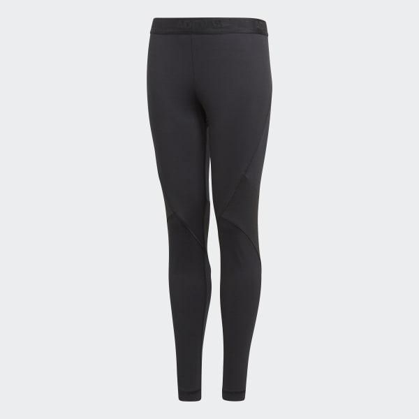 Alphaskin Sport Lange Legging zwart CF7215