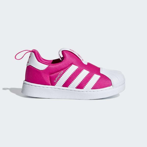 Superstar 360 Shoes Pink B75622
