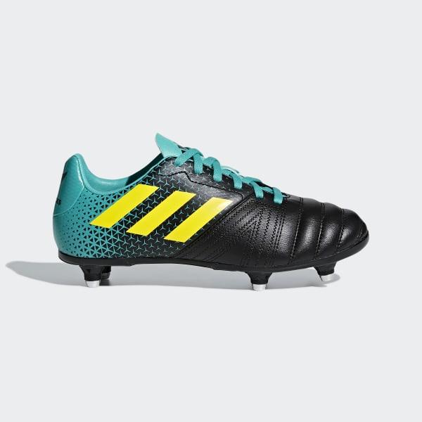 All Blacks SG Junior Boots Turquoise AC7721