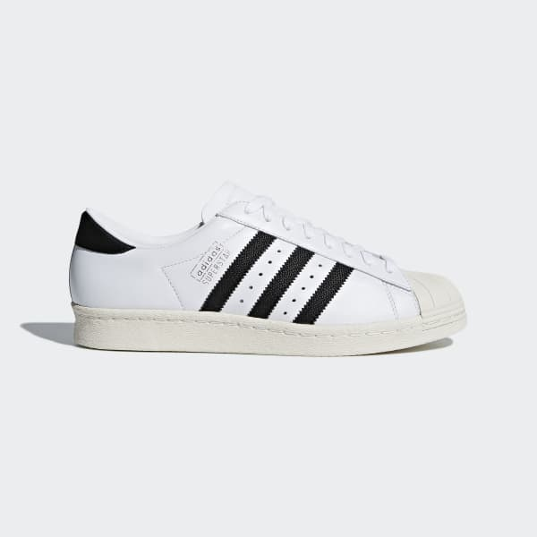 Superstar OG Schuh weiß CQ2475