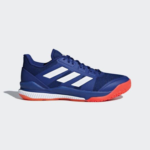 Chaussure Stabil Bounce bleu B22648