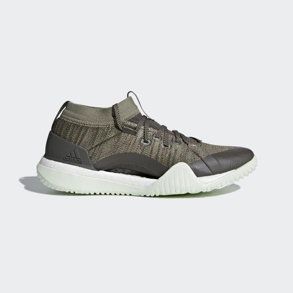 Chaussure Pureboost X TR 3.0 vert CG3527