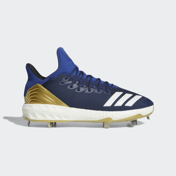 Boost Icon 4 Cleats Blue AQ0099