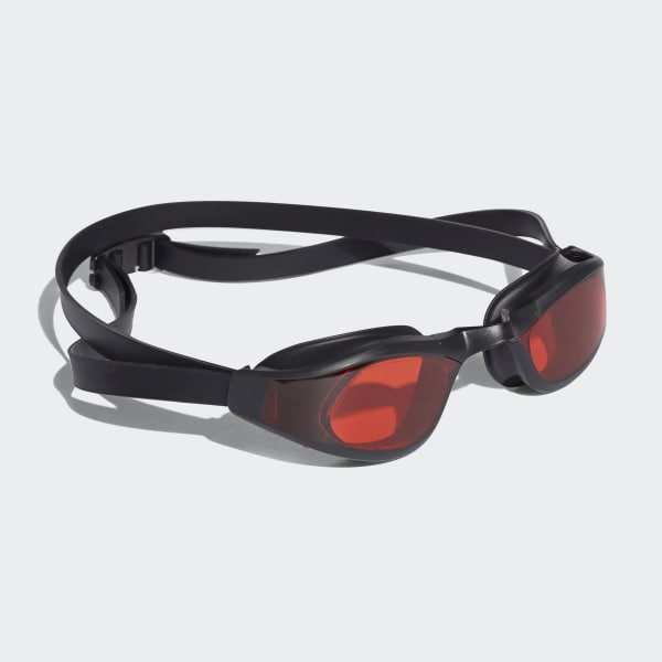 adidas Persistar Race Unmirrored Schwimmbrille rot BR5816