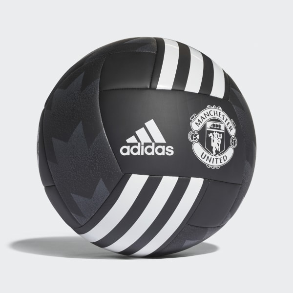 Manchester United Ball Black BS3442