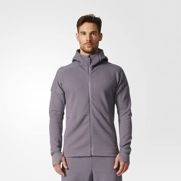 adidas Z.N.E. Hoodie Grey BP8471