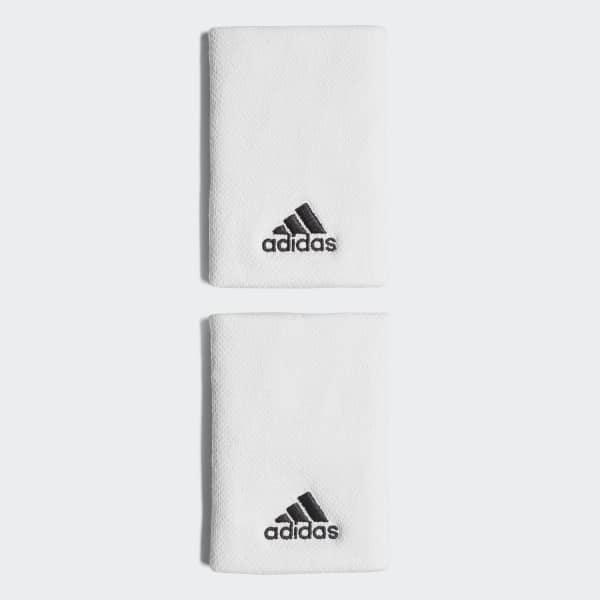 Serre-poignets Tennis Grande taille blanc CF6277