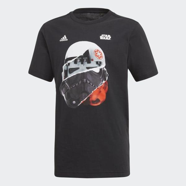 T-shirt Stormtrooper Nero CE5385