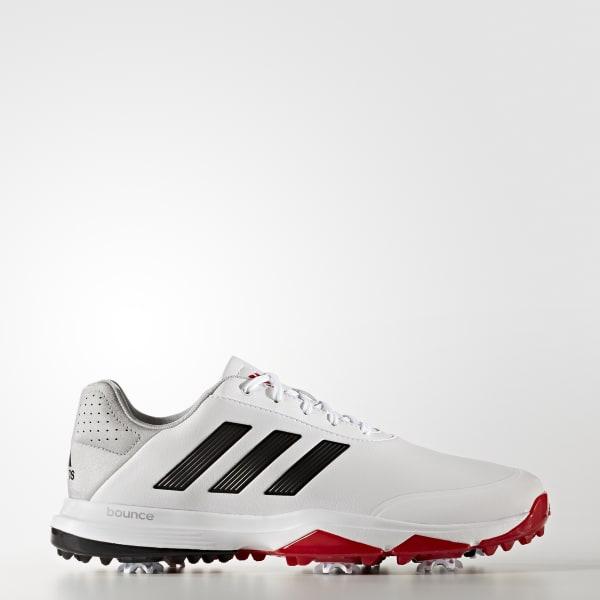 Chaussure adipower Bounce Wide blanc Q44788