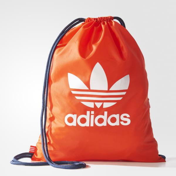 Trefoil Gym Sack Orange BQ1496