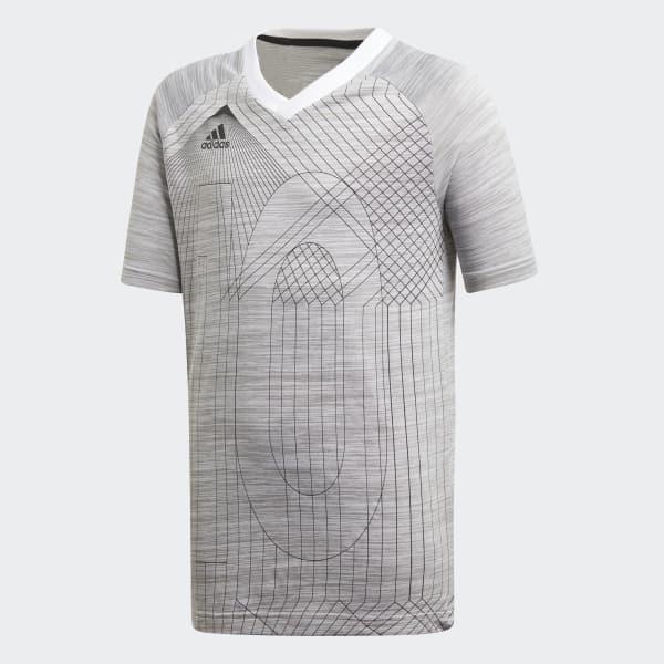 Messi T-Shirt weiß DJ1294