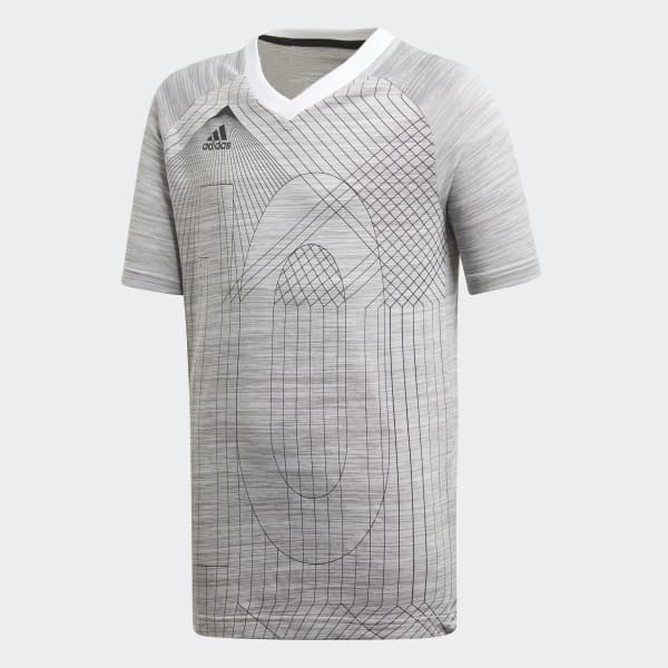 T-shirt Messi Bianco DJ1294