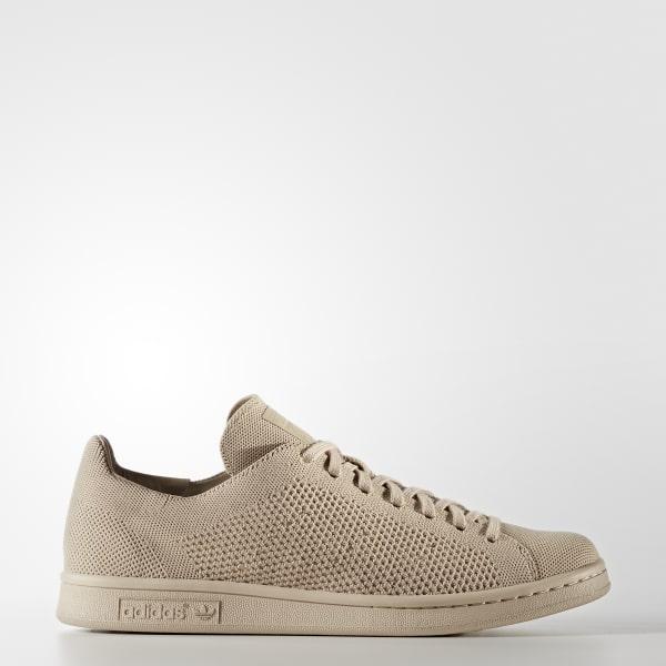 Stan Smith Primeknit Schuh beige BZ0121
