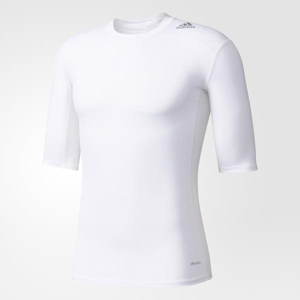 T-shirt Techfit Base Bianco AJ4967