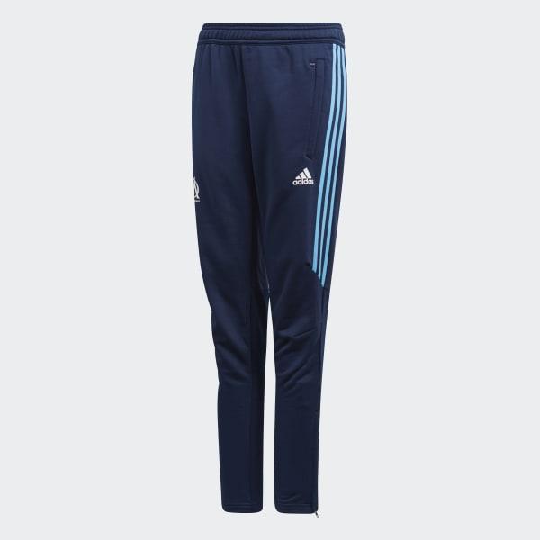 Pantalón entrenamiento Olympique de Marsella Azul CD5267