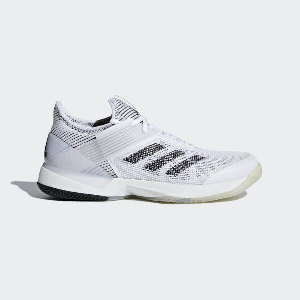 Adizero Ubersonic 3.0 Shoes White CM7752