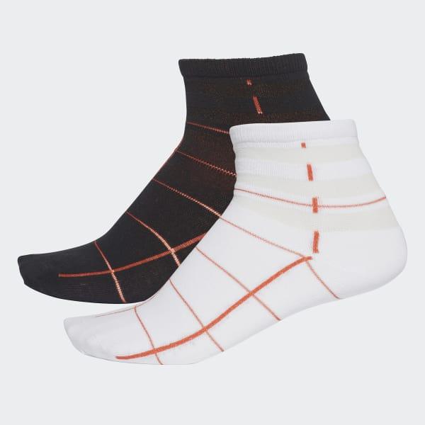 Ankle Socken, 2 Paar weiß CE5716