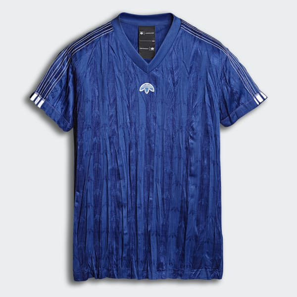 adidas Originals by Alexander Wang Jersey Blue DP1060