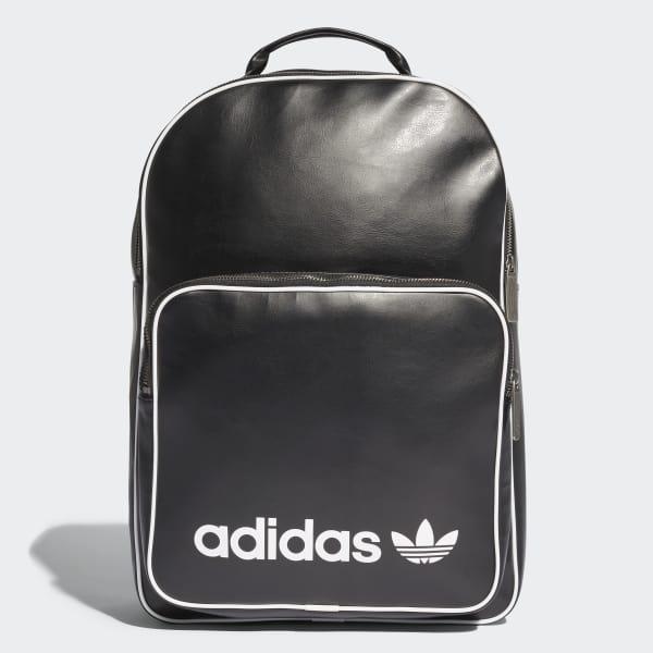 Classic Vintage Backpack Black BP7490